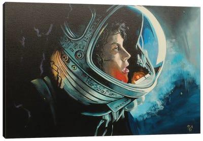 Ripley Canvas Art Print