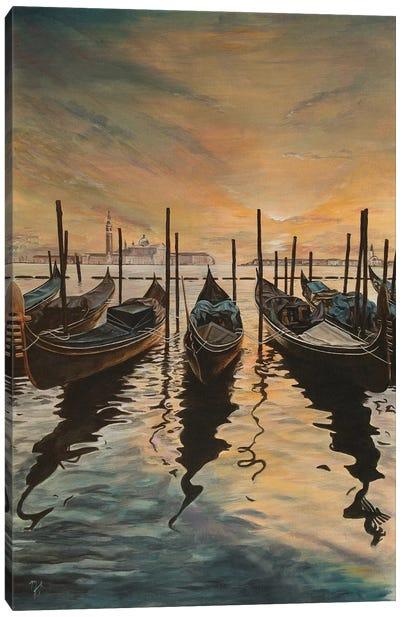 Calm Water Canvas Art Print