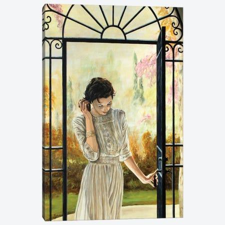Always Engaged Canvas Print #MFX52} by Mark Fox Canvas Print