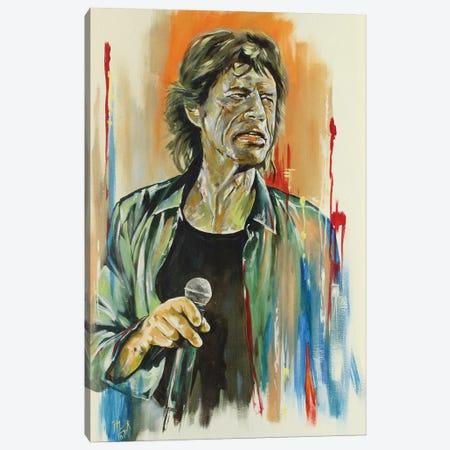 Jagger Canvas Print #MFX58} by Mark Fox Canvas Print