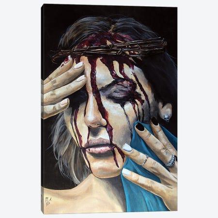 Losing My Religion II - Resent Canvas Print #MFX64} by Mark Fox Art Print