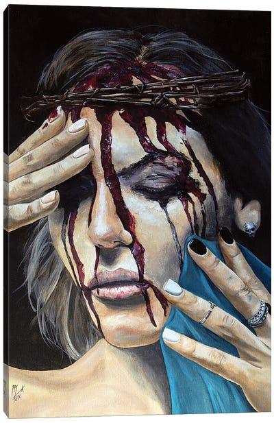 Losing My Religion II - Resent Canvas Art Print