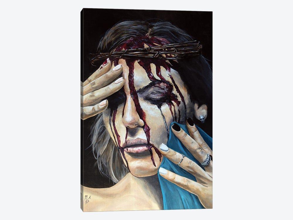 Losing My Religion II - Resent by Mark Fox 1-piece Art Print
