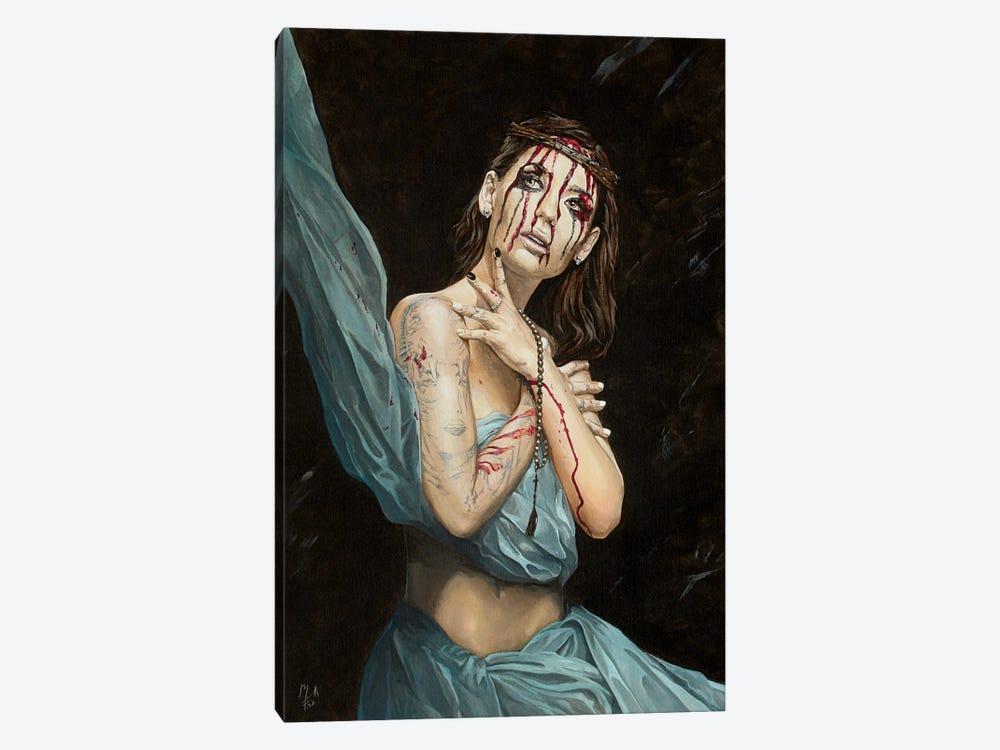 Losing My Religion IV - Melancholy by Mark Fox 1-piece Canvas Print