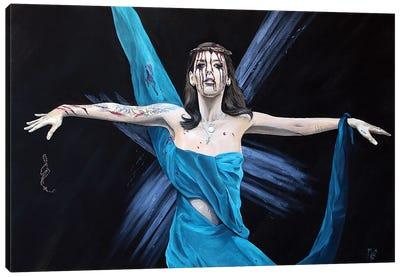 Losing My Religion V - Acceptance Canvas Art Print