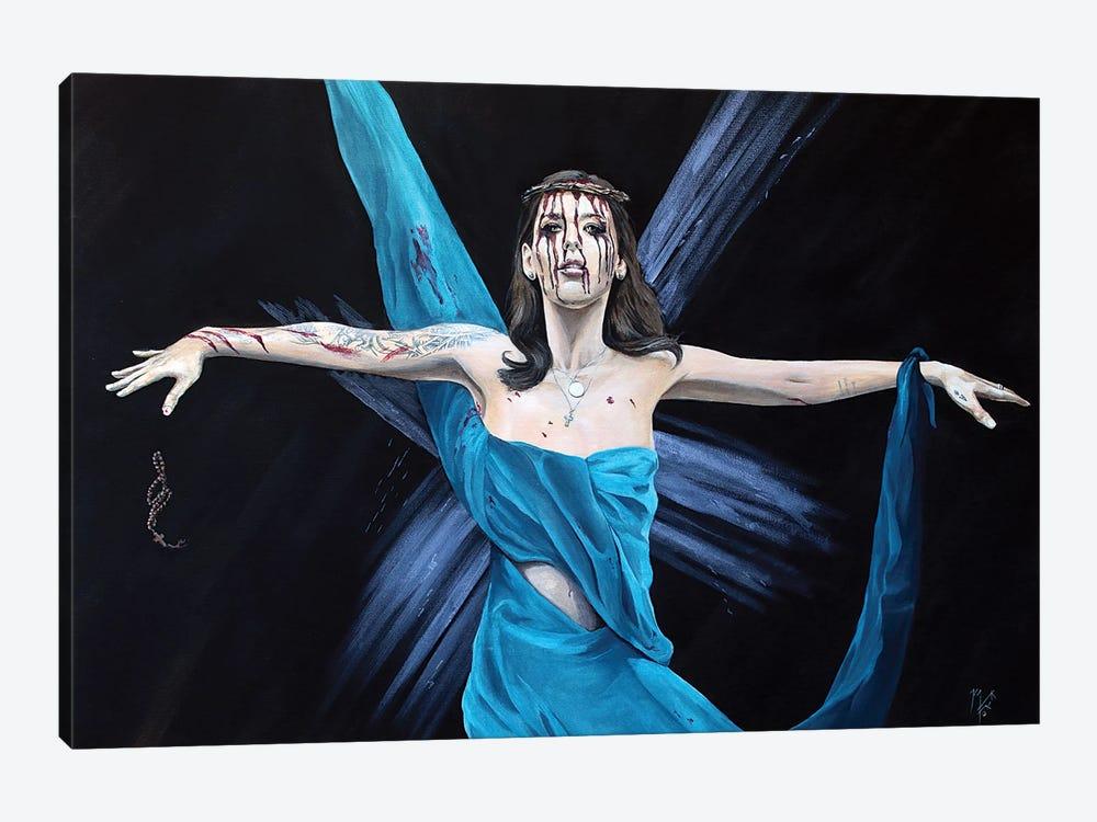 Losing My Religion V - Acceptance by Mark Fox 1-piece Canvas Artwork