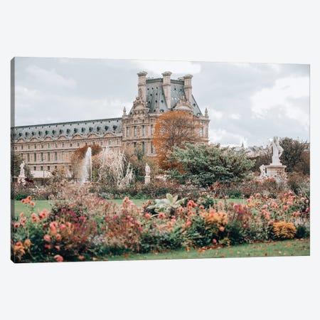 Jardin Des Tuileries Canvas Print #MGD28} by Magdalena Martin Art Print