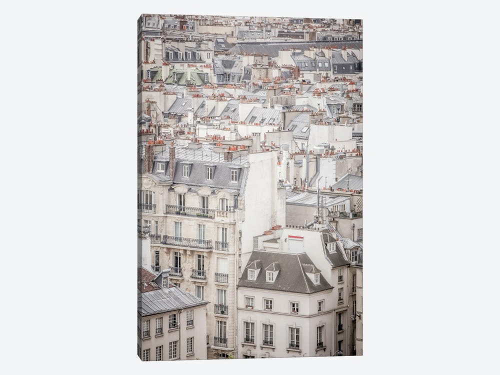 Rooftops In Paris by Magdalena Martin 1-piece Art Print