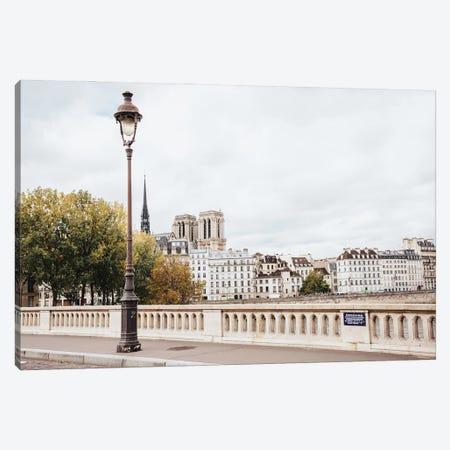 Pont Louis-Philippe Canvas Print #MGD42} by Magdalena Martin Canvas Print