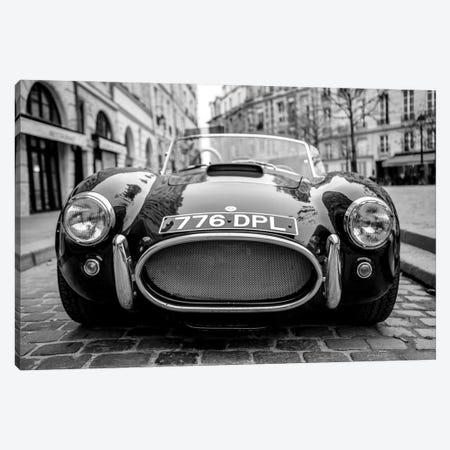 Cobra Car Canvas Print #MGD44} by Magdalena Martin Canvas Artwork