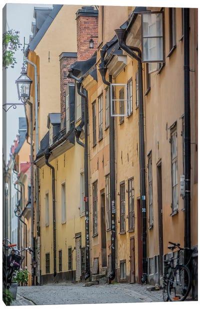Prästgatan, Gamla Stan Canvas Art Print