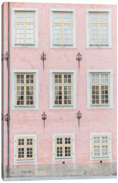 Stenbock Palaces Canvas Art Print