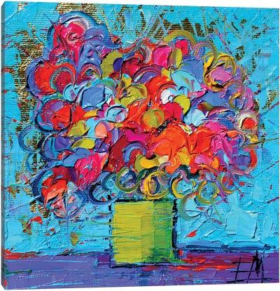 Floral Miniature Canvas Art Print