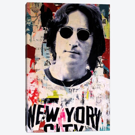 John II Canvas Print #MGF12} by Michiel Folkers Canvas Artwork