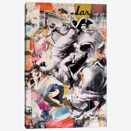 Battre Pour Avenir II Canvas Print #MGF154} by Michiel Folkers Canvas Art