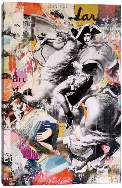 Battre Pour Avenir II Canvas Art Print