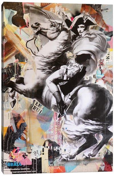 Battre Pour L'Avenir III Canvas Art Print