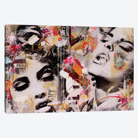 Ephemeral Passion III Canvas Print #MGF172} by Michiel Folkers Canvas Print
