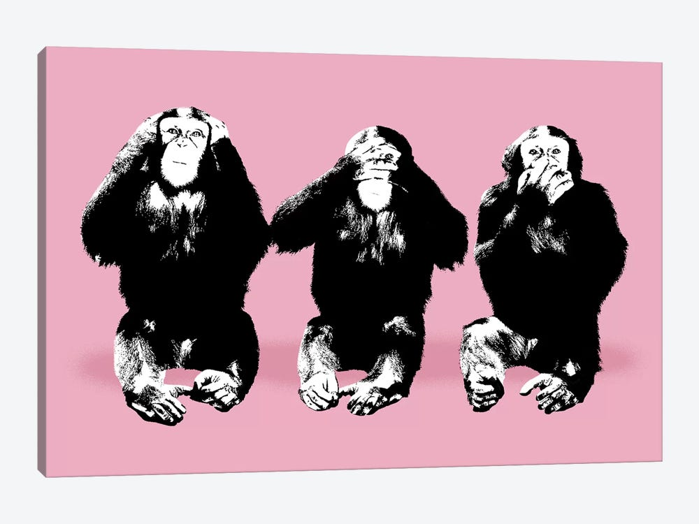 What You Looking At by Michiel Folkers 1-piece Canvas Print