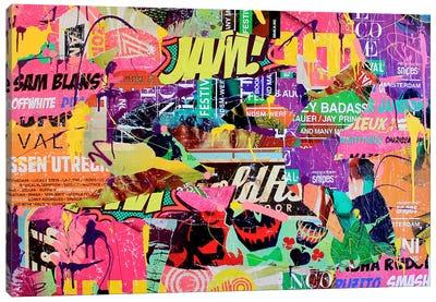 Color II Canvas Art Print