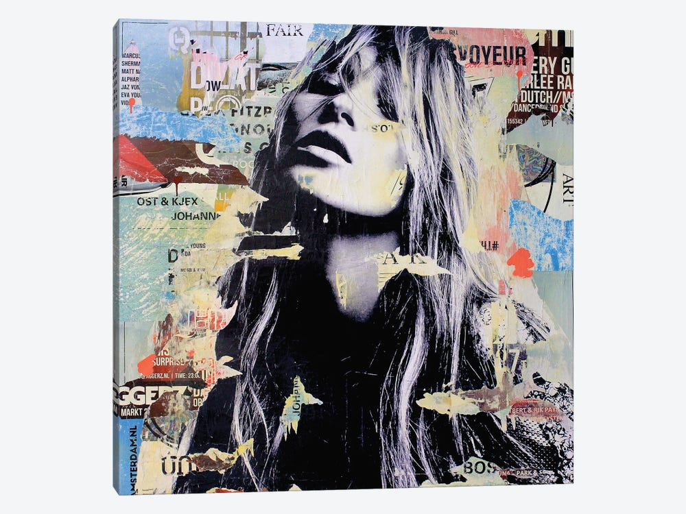 Kate's In NYC by Michiel Folkers 1-piece Canvas Artwork