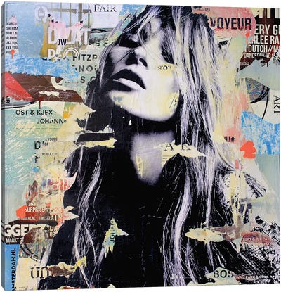 Kate's In NYC Canvas Art Print