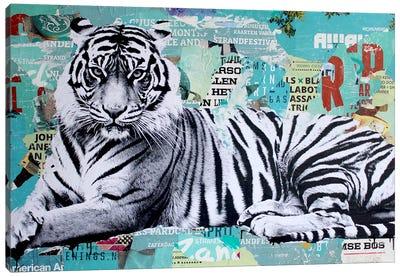 Tigerstyle III Canvas Art Print