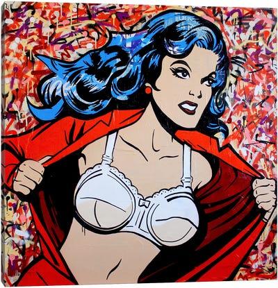 Wonder Woman II Canvas Art Print
