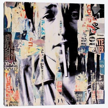 Bob Dylan II Canvas Print #MGF44} by Michiel Folkers Canvas Artwork