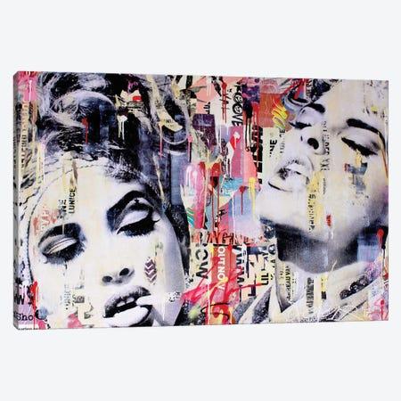 Ephemeral Passion Canvas Print #MGF48} by Michiel Folkers Canvas Art Print