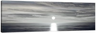 Sunlit Horizon I Canvas Art Print