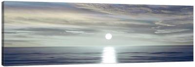 Sunlit Horizon II Canvas Art Print