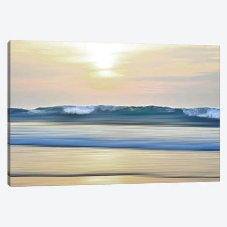 Waves Canvas Print #MGG16} by Maggie Olsen Canvas Art