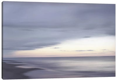 Calm On The Water Canvas Art Print