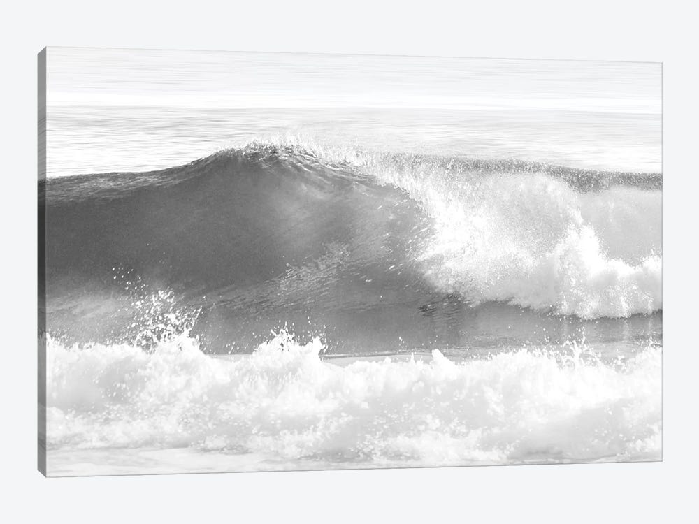 Black & White Wave I by Maggie Olsen 1-piece Art Print