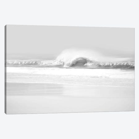Black & White Wave II Canvas Print #MGG24} by Maggie Olsen Canvas Print