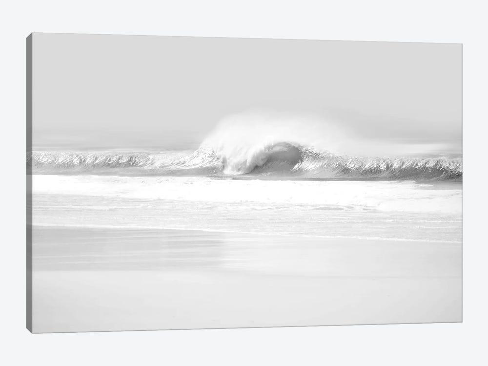 Black & White Wave II by Maggie Olsen 1-piece Canvas Artwork
