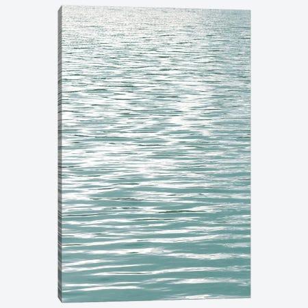 Ocean Current Aqua I Canvas Print #MGG25} by Maggie Olsen Canvas Art Print
