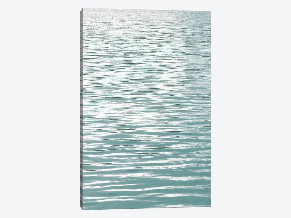 Ocean Current Aqua I by Maggie Olsen 1-piece Canvas Art Print