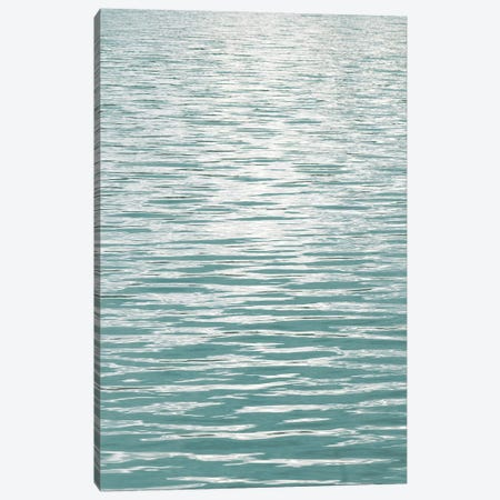 Ocean Current Aqua II Canvas Print #MGG26} by Maggie Olsen Canvas Art Print