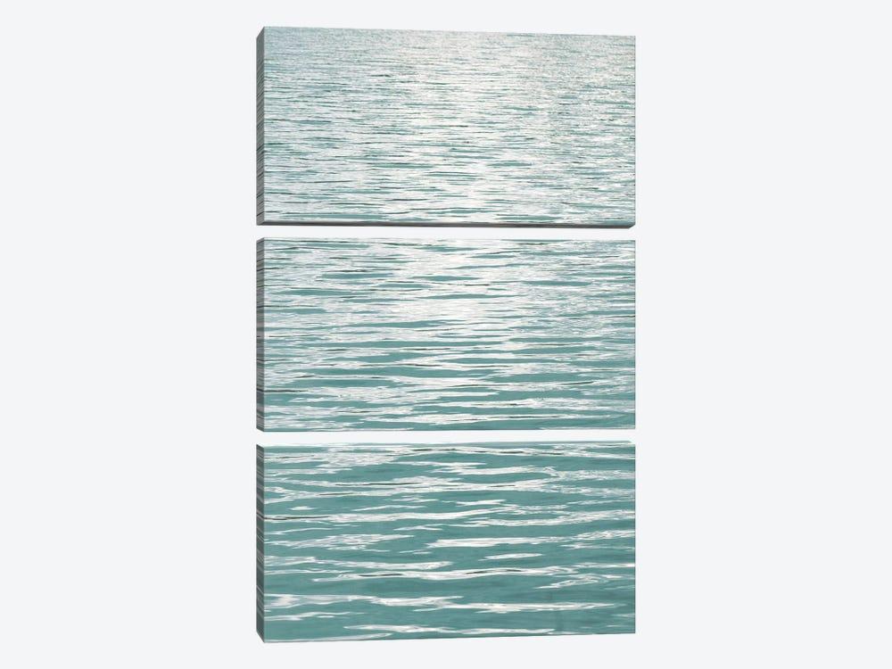 Ocean Current Aqua II by Maggie Olsen 3-piece Canvas Art