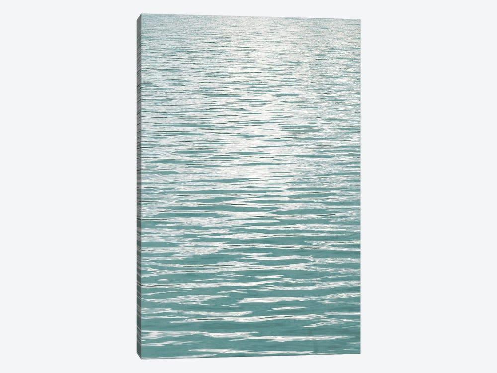 Ocean Current Aqua II by Maggie Olsen 1-piece Canvas Artwork