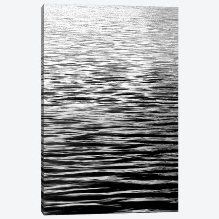 Ocean Current Black & White I Canvas Print #MGG27} by Maggie Olsen Canvas Print