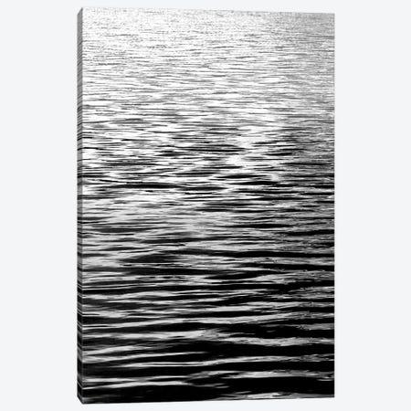 Ocean Current Black & White I Canvas Print #MGG27} by Maggie Olsen Canvas Print