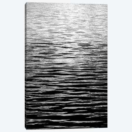 Ocean Current Black & White II 3-Piece Canvas #MGG28} by Maggie Olsen Canvas Art