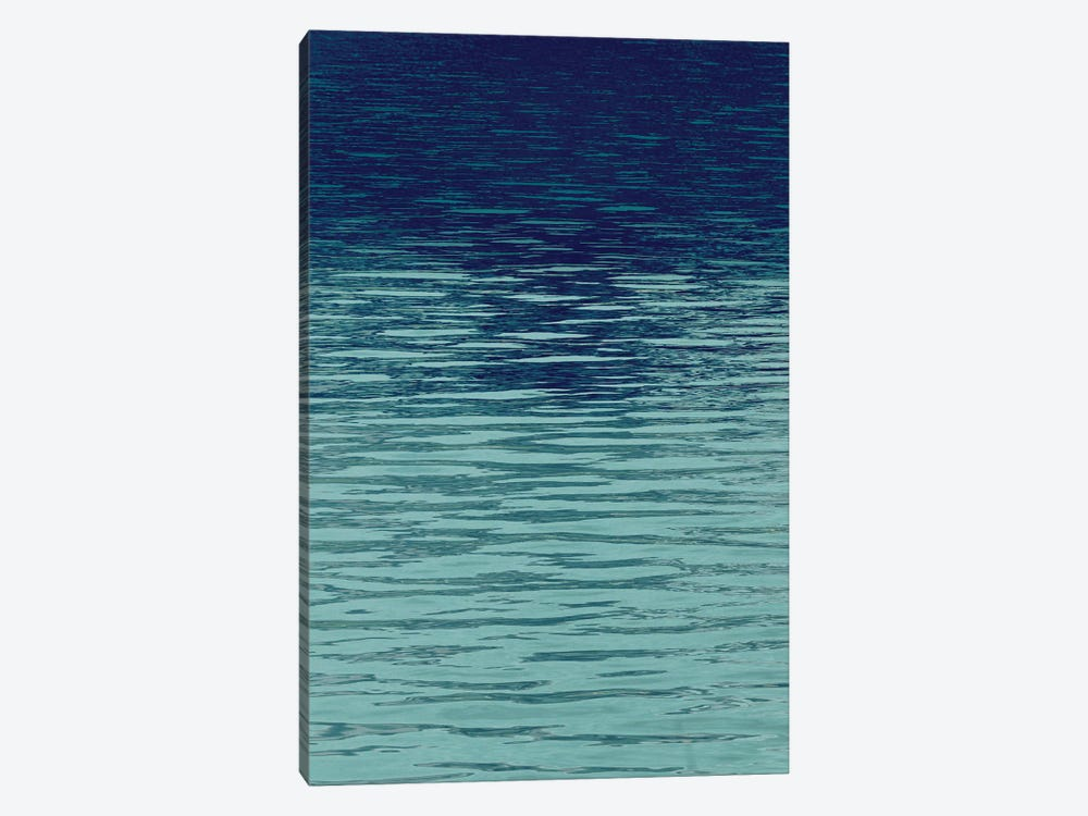 Ocean Current Blue II by Maggie Olsen 1-piece Art Print