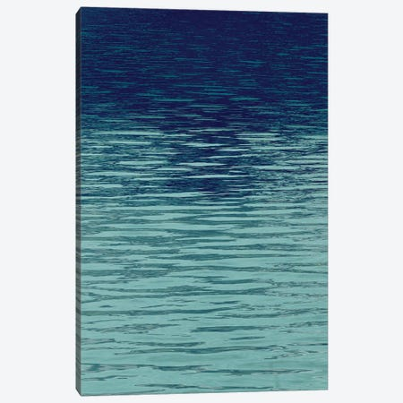 Ocean Current Blue II Canvas Print #MGG30} by Maggie Olsen Canvas Art Print