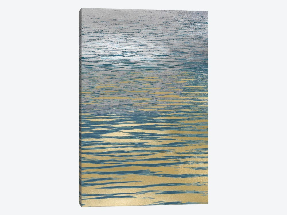 Ocean Current Reflection I by Maggie Olsen 1-piece Canvas Art