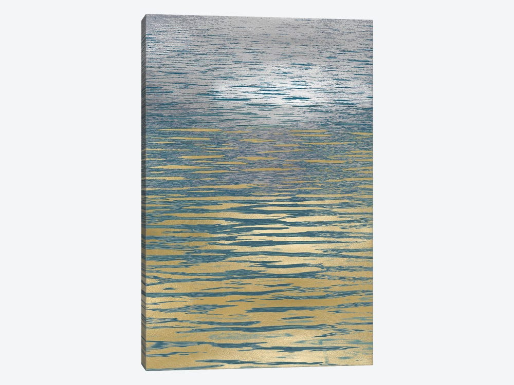 Ocean Current Reflection II by Maggie Olsen 1-piece Canvas Art Print