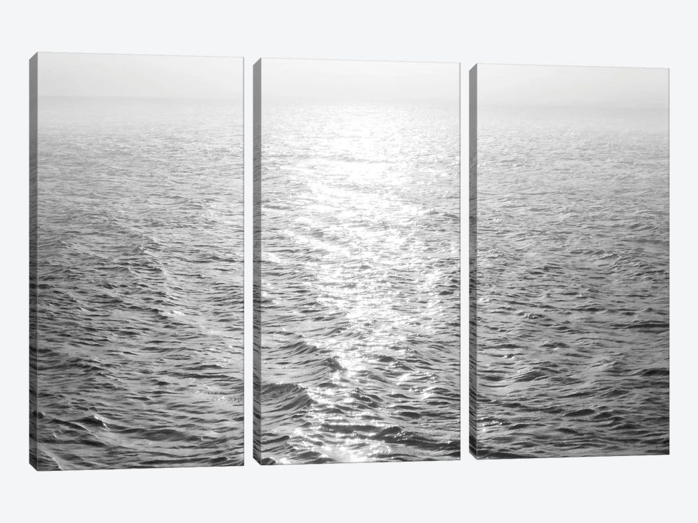 Open Sea II 3-piece Canvas Art Print